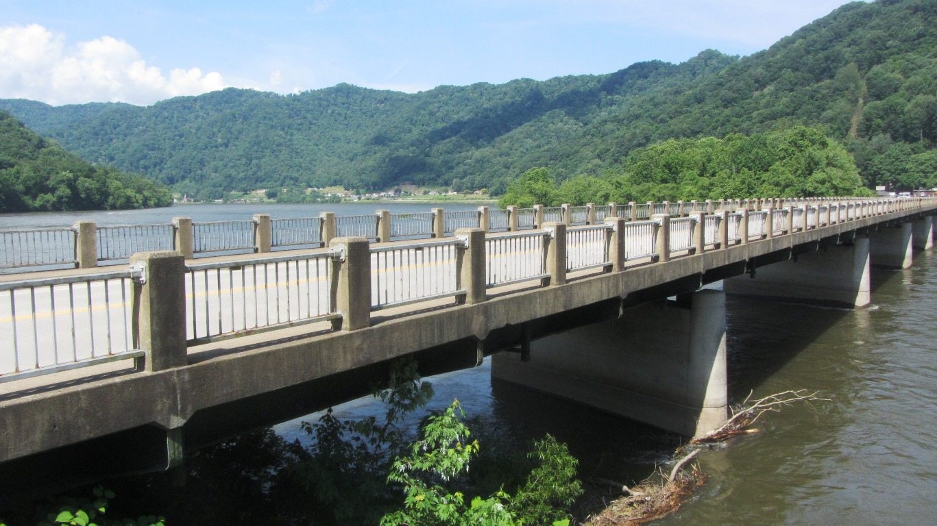 gauley bridge A gauley bridge man died sunday afternoon following an accident, according to a press release from sheriff mike fridley.