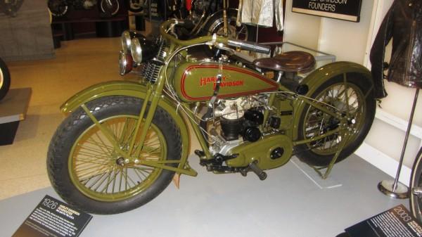 1926 Harley Davidson Peashooter: Summer Tour 2013 – Day #9 (6/19/2013)