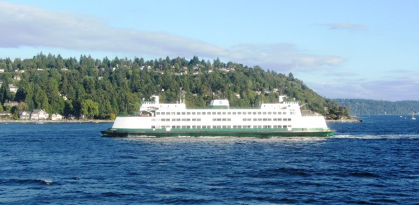 Another Washington State Ferry