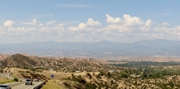 Approaching Chimayo