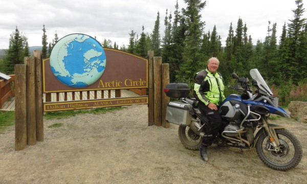 Photo from my August 15th visit to the Arctic Circle along the Dalton Hwy north of Fairbanks, Alaska